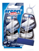 Ароматизатор Areon refreshment black crystal LC08